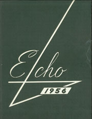1956 Edition, Upland College - Echo Yearbook (Upland, CA)