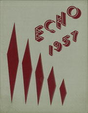 Upland College - Echo Yearbook (Upland, CA) online yearbook collection, 1957 Edition, Page 1