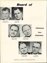 Page 14, 1958 Edition, Upland College - Echo Yearbook (Upland, CA) online yearbook collection