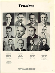 Page 15, 1958 Edition, Upland College - Echo Yearbook (Upland, CA) online yearbook collection