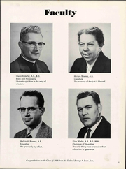 Page 17, 1958 Edition, Upland College - Echo Yearbook (Upland, CA) online yearbook collection