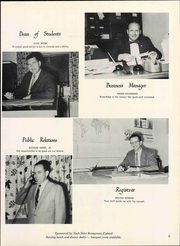 Page 15, 1959 Edition, Upland College - Echo Yearbook (Upland, CA) online yearbook collection