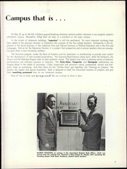Page 11, 1953 Edition, California State University Long Beach - Prospector Yearbook (Long Beach, CA) online yearbook collection