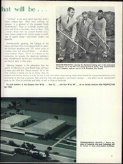 Page 13, 1953 Edition, California State University Long Beach - Prospector Yearbook (Long Beach, CA) online yearbook collection