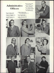 Page 17, 1953 Edition, California State University Long Beach - Prospector Yearbook (Long Beach, CA) online yearbook collection