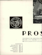Page 6, 1953 Edition, California State University Long Beach - Prospector Yearbook (Long Beach, CA) online yearbook collection