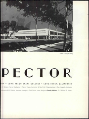 Page 7, 1953 Edition, California State University Long Beach - Prospector Yearbook (Long Beach, CA) online yearbook collection