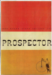 1957 Edition, California State University Long Beach - Prospector Yearbook (Long Beach, CA)