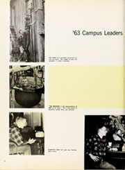 Page 10, 1963 Edition, California State University Long Beach - Prospector Yearbook (Long Beach, CA) online yearbook collection