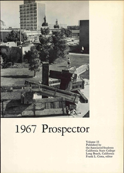 Page 7, 1967 Edition, California State University Long Beach - Prospector Yearbook (Long Beach, CA) online yearbook collection