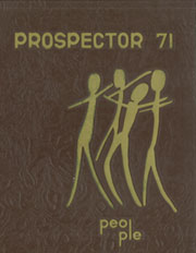 1971 Edition, California State University Long Beach - Prospector Yearbook (Long Beach, CA)