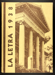 Page 1, 1938 Edition, University of Redlands - La Letra Yearbook (Redlands, CA) online yearbook collection