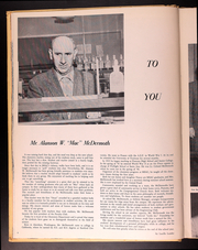 Page 10, 1957 Edition, Mount San Antonio College - Chaparral Yearbook (Walnut, CA) online yearbook collection