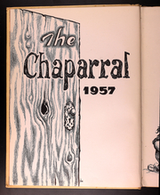Page 6, 1957 Edition, Mount San Antonio College - Chaparral Yearbook (Walnut, CA) online yearbook collection