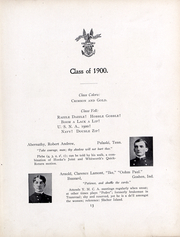 Page 14, 1900 Edition, United States Naval Academy - Lucky Bag Yearbook (Annapolis, MD) online yearbook collection