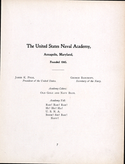 Page 9, 1900 Edition, United States Naval Academy - Lucky Bag Yearbook (Annapolis, MD) online yearbook collection