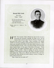 Page 127, 1910 Edition, United States Naval Academy - Lucky Bag Yearbook (Annapolis, MD) online yearbook collection