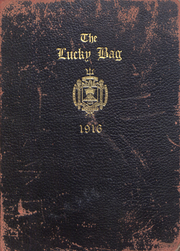 Page 1, 1916 Edition, United States Naval Academy - Lucky Bag Yearbook (Annapolis, MD) online yearbook collection