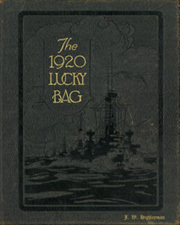 1920 Edition, United States Naval Academy - Lucky Bag Yearbook (Annapolis, MD)