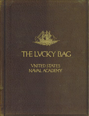 1921 Edition, United States Naval Academy - Lucky Bag Yearbook (Annapolis, MD)