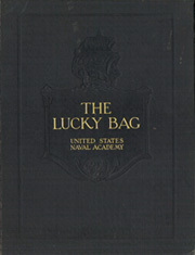 1924 Edition, United States Naval Academy - Lucky Bag Yearbook (Annapolis, MD)