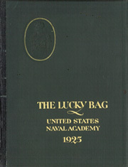 1925 Edition, United States Naval Academy - Lucky Bag Yearbook (Annapolis, MD)