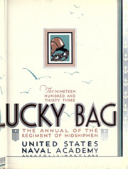 Page 11, 1933 Edition, United States Naval Academy - Lucky Bag Yearbook (Annapolis, MD) online yearbook collection