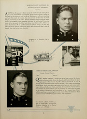 Page 75, 1938 Edition, United States Naval Academy - Lucky Bag Yearbook (Annapolis, MD) online yearbook collection