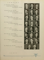 Page 85, 1938 Edition, United States Naval Academy - Lucky Bag Yearbook (Annapolis, MD) online yearbook collection
