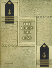 1939 Edition, United States Naval Academy - Lucky Bag Yearbook (Annapolis, MD)