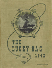 1942 Edition, United States Naval Academy - Lucky Bag Yearbook (Annapolis, MD)