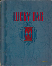 1943 Edition, United States Naval Academy - Lucky Bag Yearbook (Annapolis, MD)