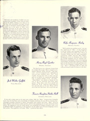 Page 257, 1944 Edition, United States Naval Academy - Lucky Bag Yearbook (Annapolis, MD) online yearbook collection