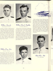 Page 262, 1944 Edition, United States Naval Academy - Lucky Bag Yearbook (Annapolis, MD) online yearbook collection