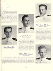 Page 265, 1944 Edition, United States Naval Academy - Lucky Bag Yearbook (Annapolis, MD) online yearbook collection