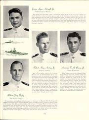 Page 291, 1944 Edition, United States Naval Academy - Lucky Bag Yearbook (Annapolis, MD) online yearbook collection