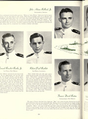 Page 292, 1944 Edition, United States Naval Academy - Lucky Bag Yearbook (Annapolis, MD) online yearbook collection