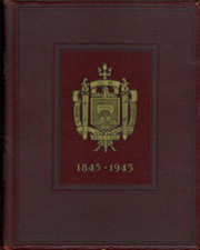 1945 Edition, United States Naval Academy - Lucky Bag Yearbook (Annapolis, MD)