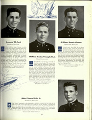Page 291, 1945 Edition, United States Naval Academy - Lucky Bag Yearbook (Annapolis, MD) online yearbook collection
