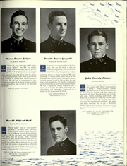 Page 293, 1945 Edition, United States Naval Academy - Lucky Bag Yearbook (Annapolis, MD) online yearbook collection