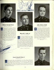 Page 295, 1945 Edition, United States Naval Academy - Lucky Bag Yearbook (Annapolis, MD) online yearbook collection