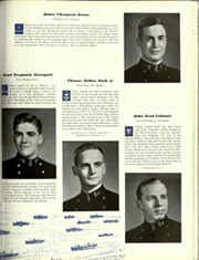Page 305, 1945 Edition, United States Naval Academy - Lucky Bag Yearbook (Annapolis, MD) online yearbook collection