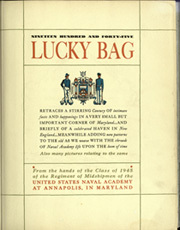 Page 7, 1945 Edition, United States Naval Academy - Lucky Bag Yearbook (Annapolis, MD) online yearbook collection