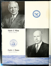 Page 12, 1955 Edition, United States Naval Academy - Lucky Bag Yearbook (Annapolis, MD) online yearbook collection