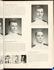 Page 383, 1955 Edition, United States Naval Academy - Lucky Bag Yearbook (Annapolis, MD) online yearbook collection