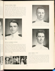 Page 387, 1955 Edition, United States Naval Academy - Lucky Bag Yearbook (Annapolis, MD) online yearbook collection