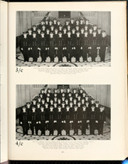 Page 391, 1955 Edition, United States Naval Academy - Lucky Bag Yearbook (Annapolis, MD) online yearbook collection
