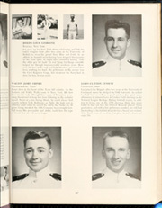 Page 395, 1955 Edition, United States Naval Academy - Lucky Bag Yearbook (Annapolis, MD) online yearbook collection