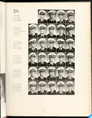 Page 461, 1955 Edition, United States Naval Academy - Lucky Bag Yearbook (Annapolis, MD) online yearbook collection