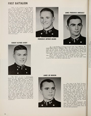 Page 36, 1965 Edition, United States Naval Academy - Lucky Bag Yearbook (Annapolis, MD) online yearbook collection